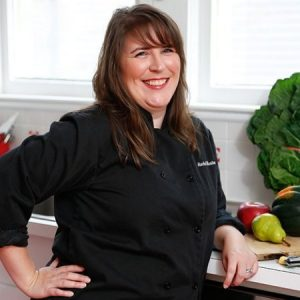 Author and Chef, Rachel Weston